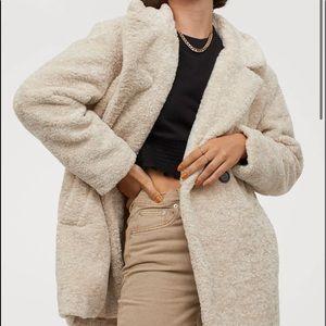 Teddy coat by Dynamite size XS